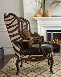 Best British Colonial Chairs Images On Pinterest Animal - Printed chairs living room