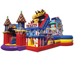 commercial bounce houses and bounce house combos for sale