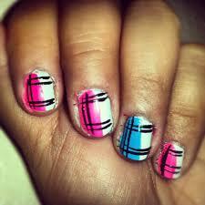 pink nail art for short nails choice image nail art designs