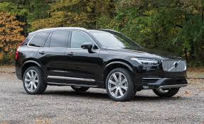 v olvo 2017 volvo xc90 quick take u2013 review u2013 car and driver