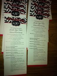wedding programs cheap diy wedding programs cheap margusriga baby party diy wedding