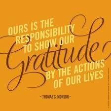 Thanksgiving Quotes Lds Lds Gratitude Quotes Quotesta