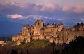 siege of carcassonne mediterranean coast carcassonne and the cathar crusades