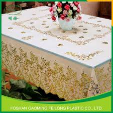 roll vinyl table cloth suppliers and lace plastic tablecloth rolls