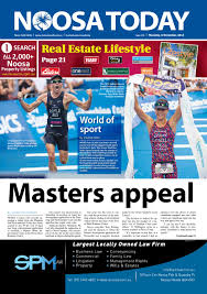 noosa today 19th february 2015 by star news group issuu