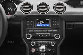 mustang v6 interior 2017 ford mustang price photos reviews safety ratings