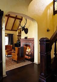 What Makes A House A Tudor Old World Style For A Tudor Revival House Traditional Home