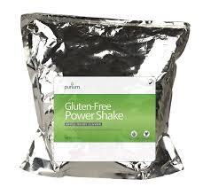 purium power shake purium gluten free power shake harvey slater