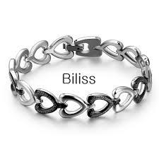 ladies bracelet with images Online shop bracelets bangles unique style stainless steel jpg