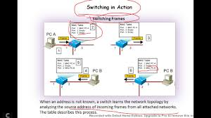 Home Network Design Switch Switches Vs Bridges Vlan Switching Frames Hindi