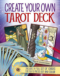 create your own tarot deck includes a set of cards for you