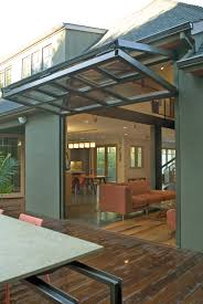 Glass Awnings For Doors Residential Wilson Doors