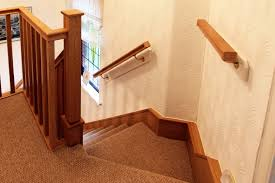 Stair Banisters Uk Wall Mounted Handrails One Stop Stair Shop