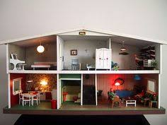 Collection Miniature House Plans Photos by Vintage Lisa Dolls House Lounge Flickr Photo Sharing Lisa