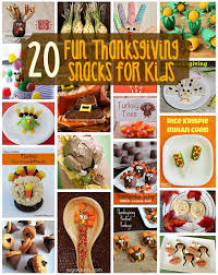 20 thanksgiving snacks for s home