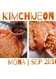 cara membuat pancake kimchi 5 resep kimchi pancake kimchijeon enak dan sederhana cookpad