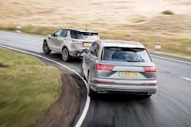 audi jeep 2015 land rover discovery vs audi q7 vs bmw x5 vs volvo xc90 comparison