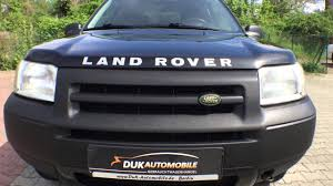 land rover burgundy land rover freelander black spirit diesel youtube