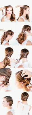 easy hairstyles not braids 152 best hair styles for low maintenance images on pinterest