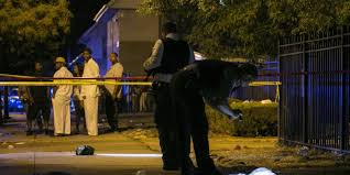 17 killed as chicago sees deadliest weekend of the year