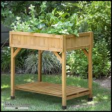 herb garden planter standing height cedar herb garden planter 8 compartments