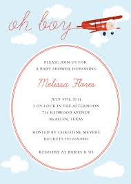 airplane baby shower vintage airplane baby shower invitations delightpaperie