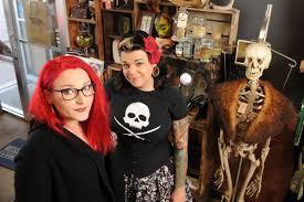 halloween mask shop shop abernathy u0027s for the vintage handmade and weird life