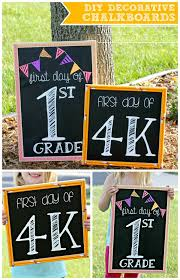 diy decorative chalkboards perfect for