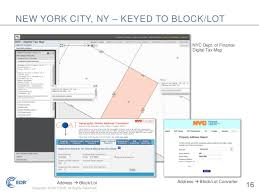 nyc tax maps tax maps and phase i esas