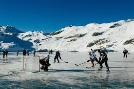 hockey in the mountains a high point in their lives the new