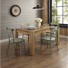 better homes and gardens bryant 7 piece dining set vintage teal