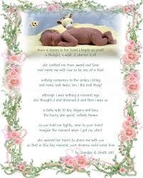 baby girl poems birds bees nursery baby poem