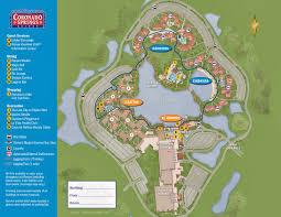 Typhoon Lagoon Map Main Street Memories Disney U0027s Coronado Springs Resort Map
