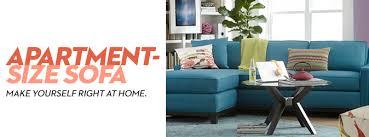 Apartment Sectional Sofa Sofa Beds Design Extraordinary Contemporary Apartment Size