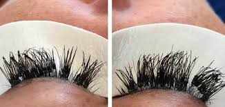 3 Month Eyelash Extensions Classic Vs Volume Extensions Eyelash Excellence