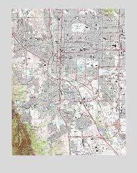 colorado springs co topographic map topoquest