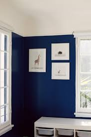 Benjamin More Los Angeles Home Tour Benjamin Moore Cobalt And Los Angeles