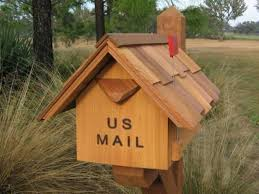 wood mailbox post designs u2014 unique hardscape design choosing so