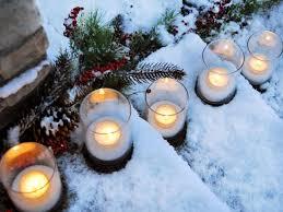 Holiday Decorations Outdoor 15 Diy Outdoor Holiday Decorating Ideas Hgtv U0027s Decorating