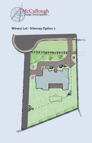 rb winery lot mccullough design development