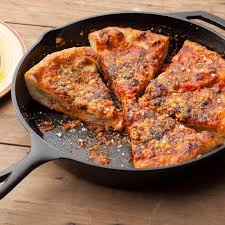 chicago style deep dish pizza by emeril lagasse recipe by melissa