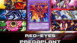deck red eyes predaplant diciembre december 2016 duels and