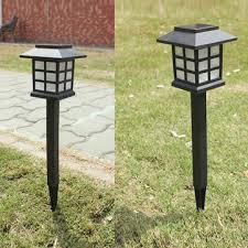 Solar Stake Garden Lights - waterproof led solar garden light outdoor landscape stake lamps