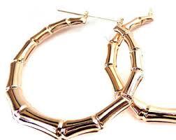 80s hoop earrings vintage 80s hoop earrings etsy