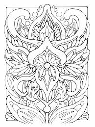 423 floral coloring pages adults images