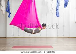 antigravity yoga stock images royalty free images u0026 vectors