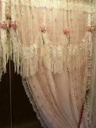 53 best shabby chic curtains images on pinterest curtains home
