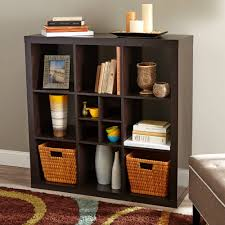 furniture better homes and gardens cube storage shelf quad