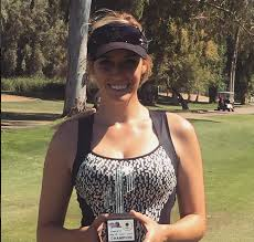 paige spiranac gets her first win as a pro golf digest
