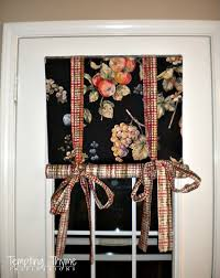 Magnetic Curtain Rod Magnetic Curtain Rod Tempting Thyme